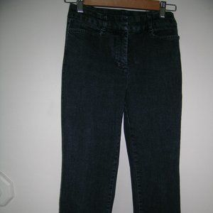 TALBOTS HERITAGE BOOTCUT STRETCH JEANS
